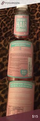 does hairburst work hairburst chewable hair vitamins makeup