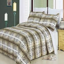 Zebra Print Single Duvet Set Buy Printed Duvet Covers Sets Luxury Linens 4 Less