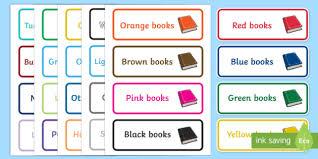 printable book labels ks2 book shelf coloured labels book label library shelf