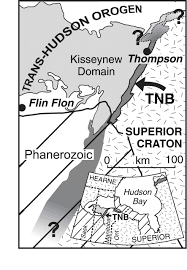 lithostratigraphy and geochemistry of the high grade