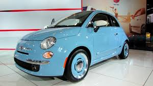 2014 fiat 500 1957 edition turnaround 2014 new york auto