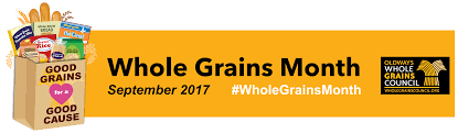 celebrate whole grains month in september the whole grains council