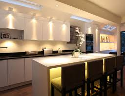 high end under cabinet lighting residential domestic electrician gold coast prestige electrical