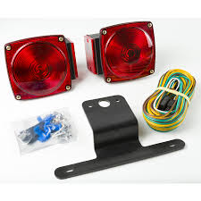 shop reese towpower submersible trailer light kit under 80 in at