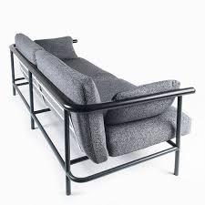 Best External Metal Frame Sofas Images On Pinterest Sofas - Sofa frame design