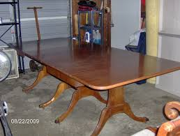 Duncan Phyfe Dining Room Set by Antique Duncan Phyfe Drop Leaf Table And Chairs For Sale