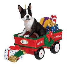 2011 annual boston terrier ornament the danbury mint