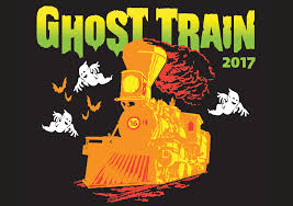 ghost train screams back into service for halloween 2017 in los