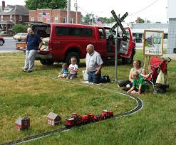 g scale garden railway layouts bradford rail fest 6 4 16 carillon park rail u0026 steam society