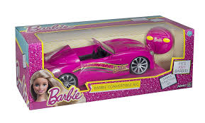 barbie convertible pink barbie convertible remote control car fits all barbie dolls