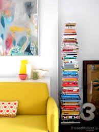spine bookshelves bookshelf tower wall tulsa trinahd me