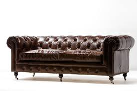 chesterfield leather sofa used chesterfield leather sofas russcarnahan com