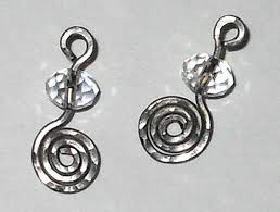 most hypoallergenic earrings ultra light weight interchangeable titanium dangles for titanium