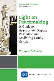 light on peacemaking thomas digrazia 9781631573118 amazon com