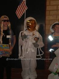 Astronaut Costume Astronaut Costume In Honor Of Neil Armstrong