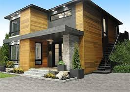 modern home plans captivating 15 contemporary home plans for view lots design modern