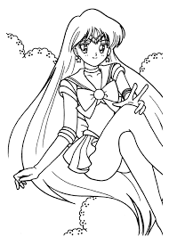 collection sailor moon coloring pages 3 4 prints