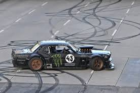 hoonigan truck photo collection gymkhana ken block drifting