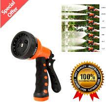 garden hose nozzle hand water sprayer high pressure watering spray