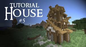 minecraft tutorial medieval house minecraft building