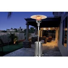 Garden Radiance Patio Heater by Garden Radiance Gold Hammered Patio Heater Free Shipping Today