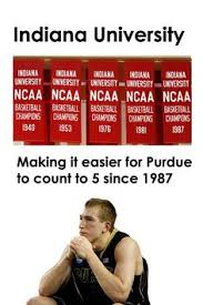 Indiana University Memes - for indiana university and 3 other schools the road to the ncaa