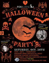halloween fiesta halloween weekend is upon us parties u0026 shows u2014bushwick daily