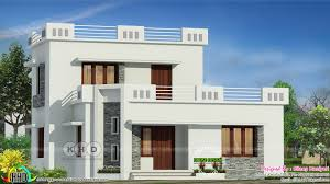1444 sq ft flat roof 3 bedroom home kerala home design bloglovin u0027
