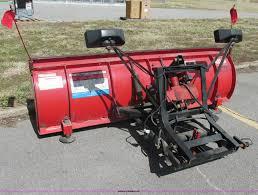 western pro plow 7 5 u0027w snow plow item z9191 sold june 3