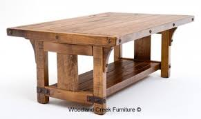 Rustic Coffee Tables Coffee Tables Archives Page 2 Of 6 Woodland Creek Furniture