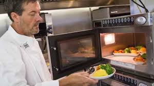 Nisbets by Samsung Microwave Oven Priory Farm Restaurant Great Yarmouth
