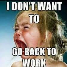 Get Back To Work Meme - back to work memes laugh out loud pinterest work memes memes