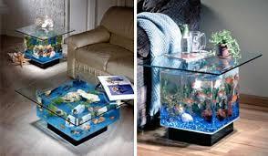 dining room table fish tank modern freshwater aquarium design image photos pictures ideas