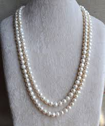 long pearls necklace images Long pearl necklace8 9mm 50 inches freshwater pearl jpg