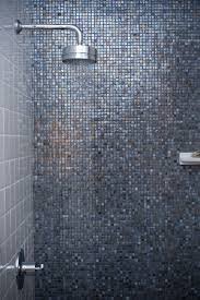 great idea less expensive tiles on side walls and the splashy