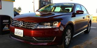review 2012 vw passat 2 5 s with appearance package