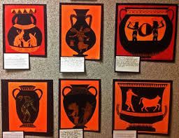 Ancient Greek Vase Painting 37 Best Art Projects Ancient Greece Images On Pinterest