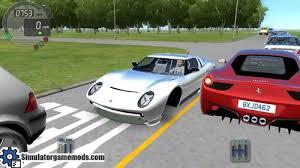 city car driving lamborghini city car driving 1 5 1 bmw 120d car mod simulator mods