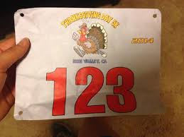 thanksgiving 5k race recap workout with di