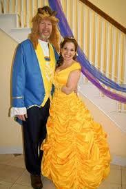 Beast Halloween Costumes Belle Beast Costume Beauty Beast Couples Costume