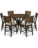 Turned Pedestal Bistro Table Black Friday Savings On Round Pedestal Dining Tables