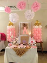 baby shower decorations for a girl baby shower decoration ideas ba girl shower ideas
