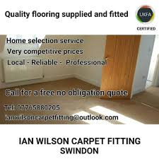 Laminate Flooring With Free Fitting Ian Wilson Carpet Fitting