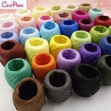 raffia ribbon popular raffia ribbon buy cheap raffia ribbon lots from china