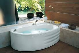 vasca da bagno salvaspazio vasca idromassaggio angolare aulica