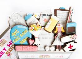 get well soon cookies get well soon gifts the biscuit box