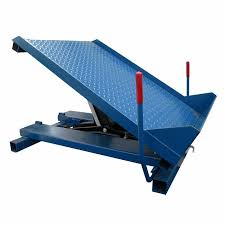Pallet Lift Table by Lift Tables Stac Material Handling