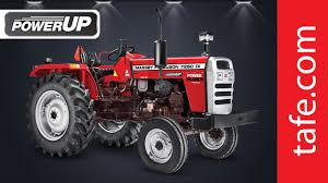 the new masseyferguson 7250 di power up from tafe a 50 hp