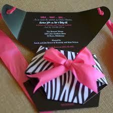 zebra baby shower invitations zebra baby shower invitations with