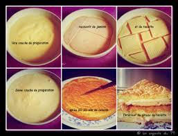 cuisine raclette recette originale gâteau de raclette pour un repas complet et rapide lesenfantsdu79